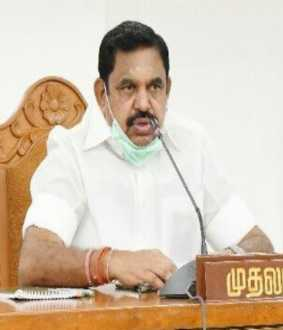 cm palanisamy discussion about one nation one ration with ministers and officers