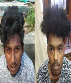 puducherry union karaikal district three youngsters arresed in  police