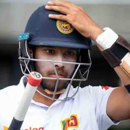 kusal mendis arrested in accident case