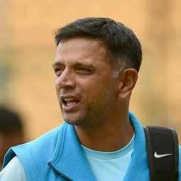 rahul dravid appointed as head of national cricket academy