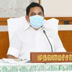 tamilnadu cm discussion with doctors expert teams