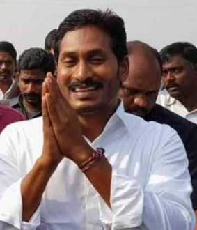 jegan mohan reddy