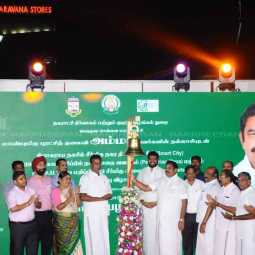 CHENNAI T NAGAR SMART CITY SCHEME OPENING CEREMONY  TN GOVT