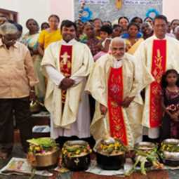 Church-Equality Pongal Festival