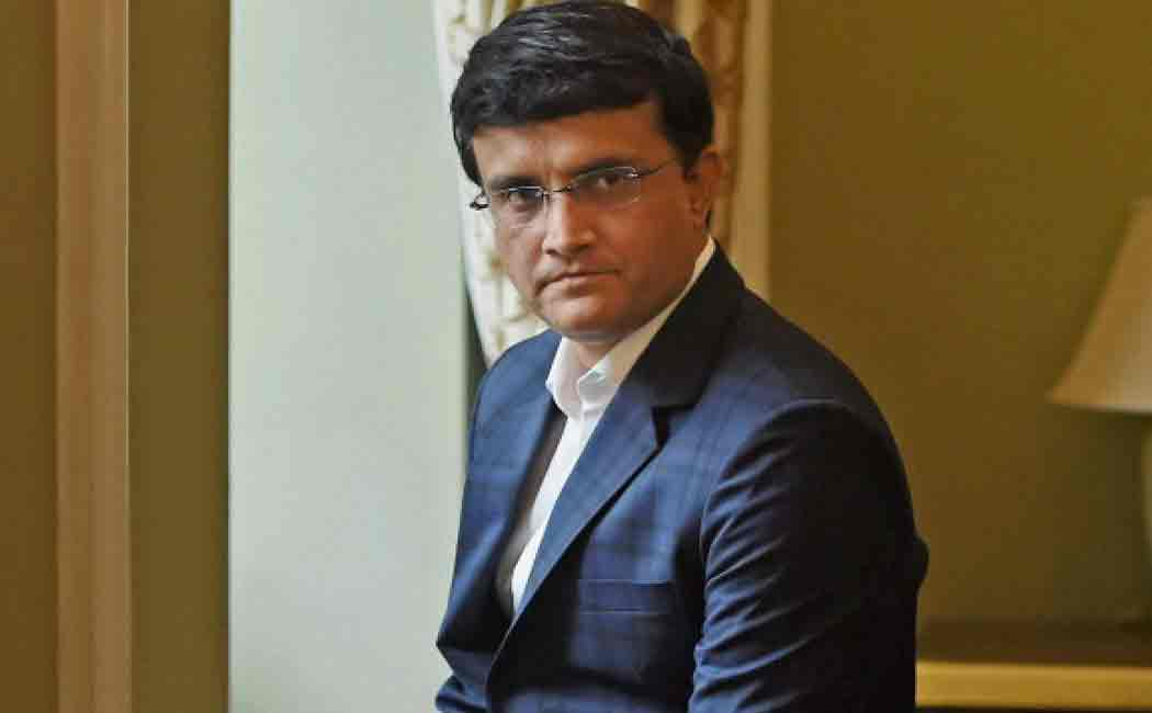 ganguly statement about team india's loss against england