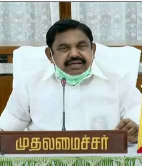 rain season prevention cm palanisamy discussion with ministers and officers