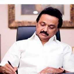 state election commission secretary transfer dmk mk stalin tweet
