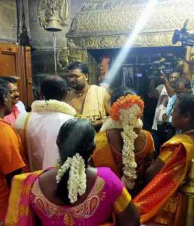 coronavirus peoples today seven marriage in nellai