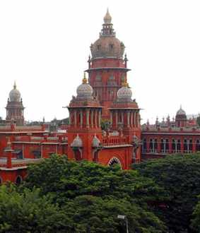 chennai high court corona wart railway government