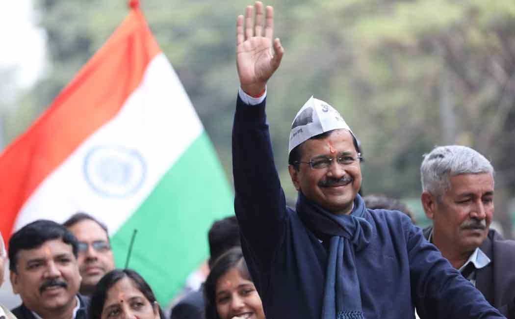 aravind kejriwal missed the deadline for filing nomination