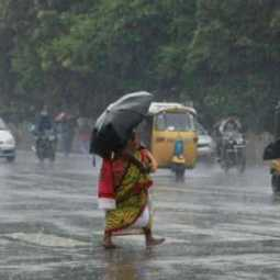 Heavy rains continue in Nilgiris...  'Red Alert' for two more districts