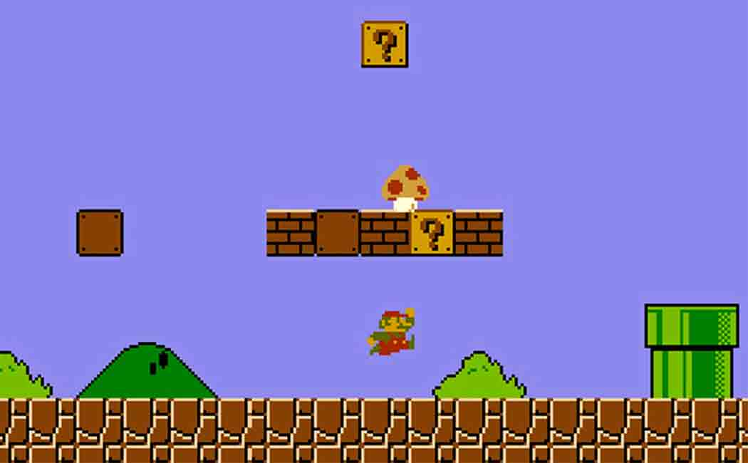 super mario bros auctioned for a whooping price