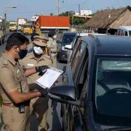 E-pass for 1.2 lakh people in a single day