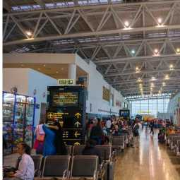 coronavirus reflected chennai airport 10 flights cancel