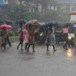Echo of heavy rain; School holidays tomorrow in Tiruvallur