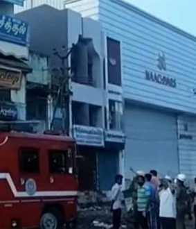madurai textile shop incident