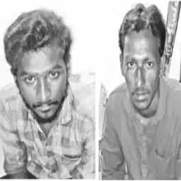 salem lorry owner incident two rowdies surrender in court