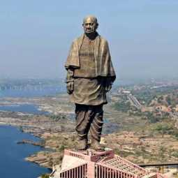 embezzlement in statue of unity tickets