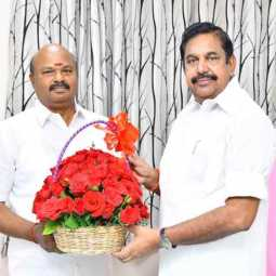 Edappadi Palanisamy, OPS, which divided the Cuddalore district into three