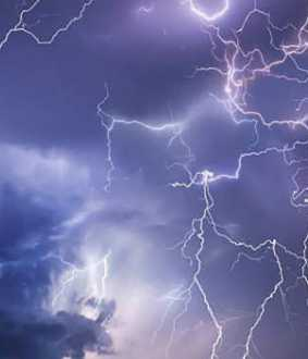 BIHAR Lightning struck 8 children killed