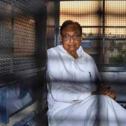 p.chidambaram health issue in jail