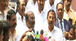 minister jayakumar interview