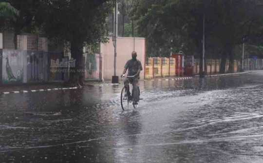 ramilnadu rains regional meteorological centre in chennai