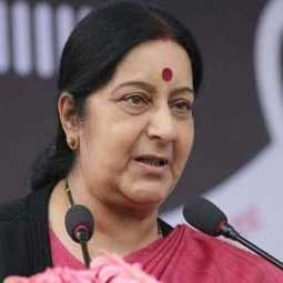 sushma swaraj speech about balkot attack