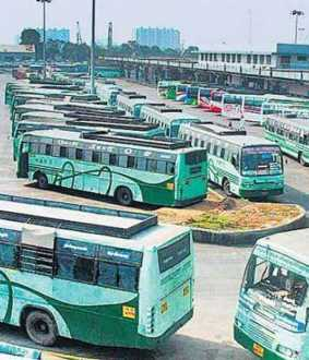 Fines for the state transport corporation