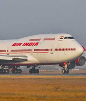 AIR INDIA AIRLINES SALE DECISION AND EXPO ORGANIZING IN UNION GOVERNMENT