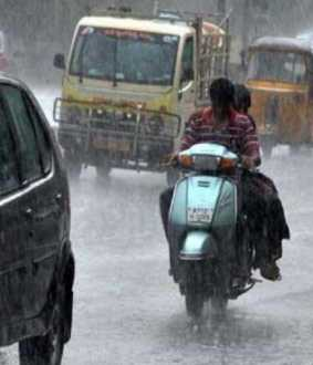 CHENNAI CITIES MAIN PLACE RAINS FALLS PEOPLES HAPPY