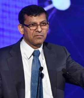 raguram rajan about indian economy