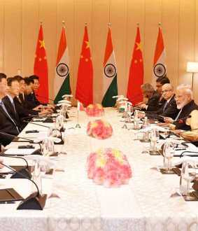 CHENNAI INFORMAL SUMMIT 2019 INDIA AND CHINA PART 4