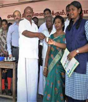 tamilnadu dengue fever awareness program at chidambaram organized by corporation