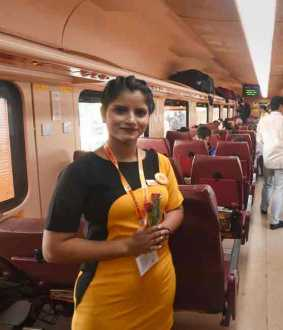 tejas express pays compensation for its passengers