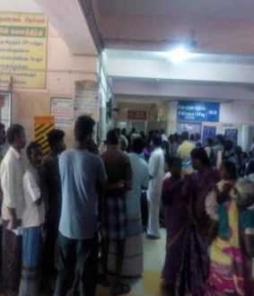 Dengue, mystery fever crowds in govt hospitals