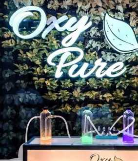 oxy pure showroom in delhi