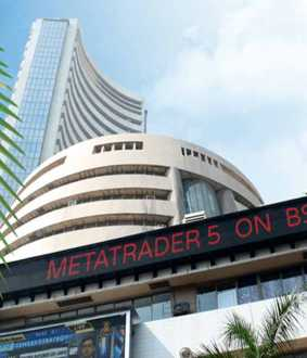 mumbai sensex rapidly raised investors happy