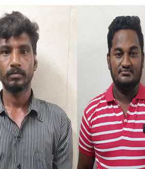 salem district thief goondas act police arrested