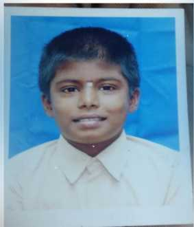sivagangai district kundrakudi school student 10th std incident police