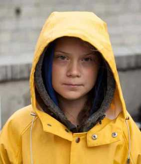 greta thunberg named as person of the year by times