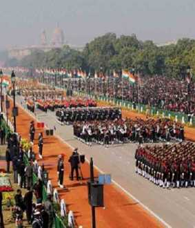 republic day celebration delhi pm narendra modi