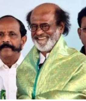 deputy cm o paneerselvam thuglak function actor rajinikanth speech