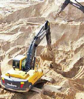 Release of guidelines for setting up sand quarrying ministry environment and forest