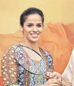saina nehwal joined bjp
