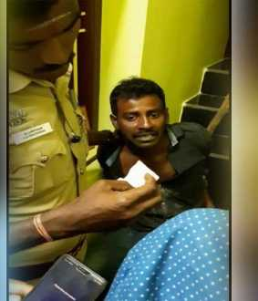 SIVAGANGAI DISTRICT TEACHER HOUSE INCIDENT POLICE