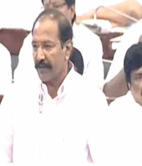 tasmac income high dmk member raised question minister thangamani speech assembly