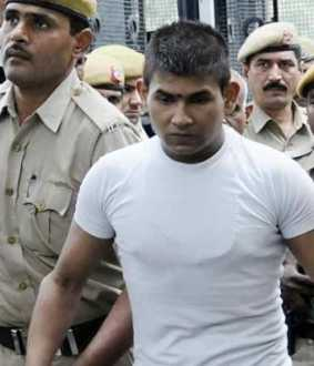 nirbhaya case convict vinay sharma hurted in jail
