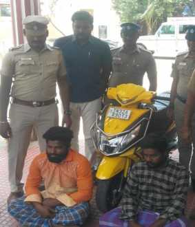 Villupuram incident - friends issue