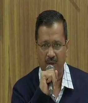 arvind kejriwal on delhis ongoing ruckus